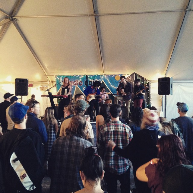We had a blast this year at the @radioboise @treefortfest…