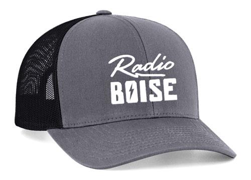 Radio Boise Hat, Spring Radiothon 2016