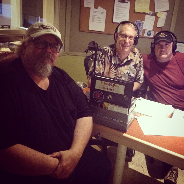 It's the Blues Block on @radioboise! 1(208)258-2072 Support Mississippi Marshall,…