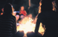 Boise Weekly Campfire Stories Shot