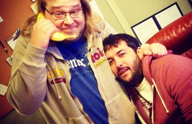 Call Thomas Paul and Gabe Dunn on the banana phone - (208)258-2072 or radioboise.org for Fall Radiothon! Support