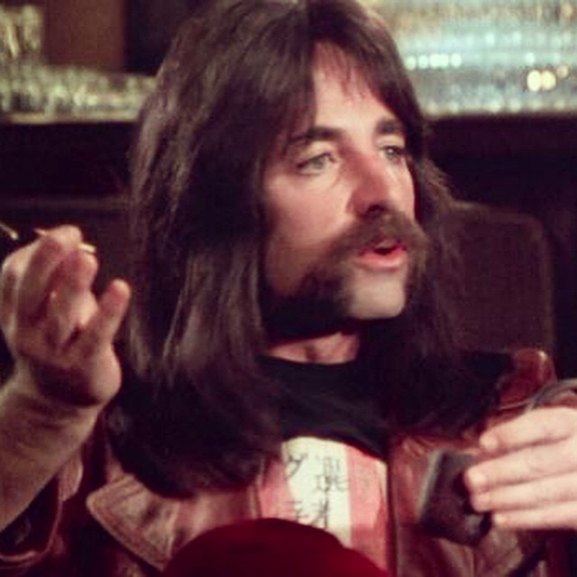 Derek Smalls - er, @theharryshearer, is a talker. And we…