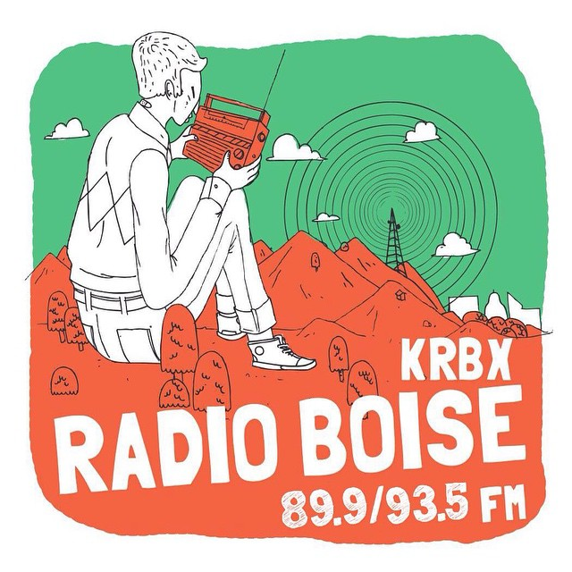 Today marks the beginning of @radioboise's fifth year of terrestrial…