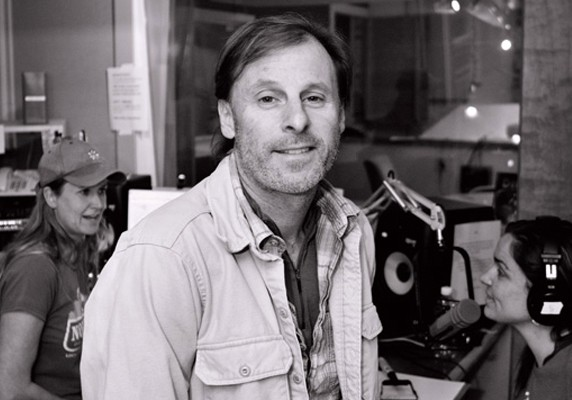 Jeff Abrams, leaving RadioBoise in March of 2015. Photo by Steve Smith blog.stevesmithphotography.com