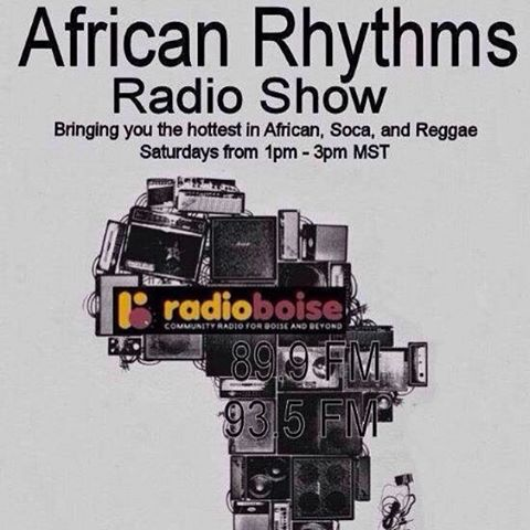 No matter the temperature African Rhythms 13pm Saturdays keeps ushellip