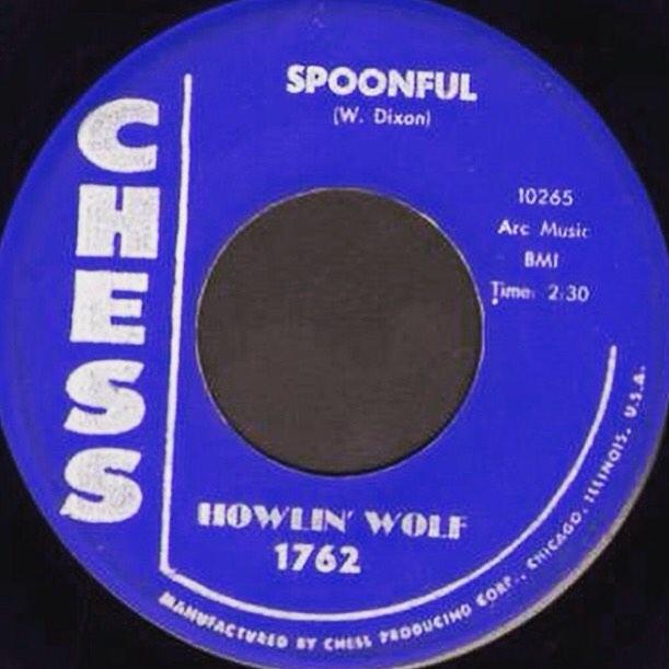 Just a Spoonful of blues rockabilly vintage rock n rollhellip