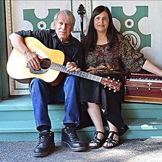 Christopher Cook and Emmy Rose on Radio Boises Live Musichellip