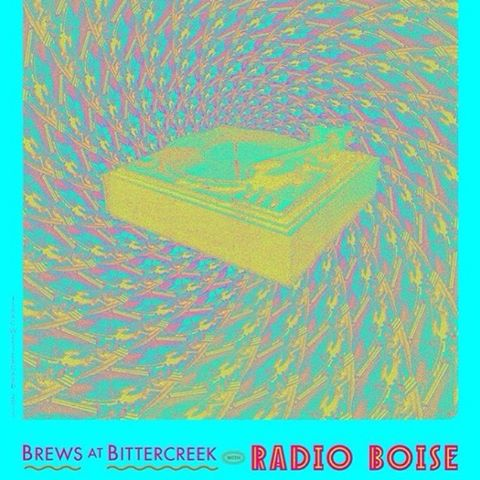Its FirstThursday and that means its BrewsatBittercreek night with radioboise!hellip