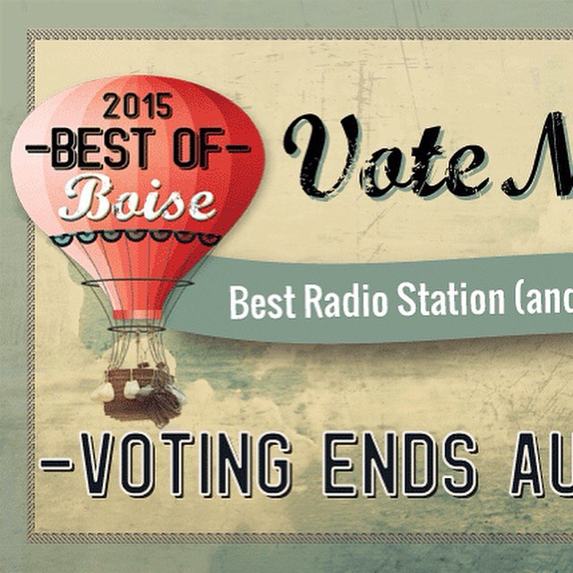 Today is the final day to vote in boiseweeklys Besthellip
