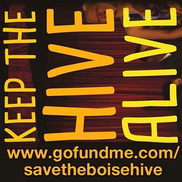 Our friends at BoiseHive are kicking off their benefit concerthellip