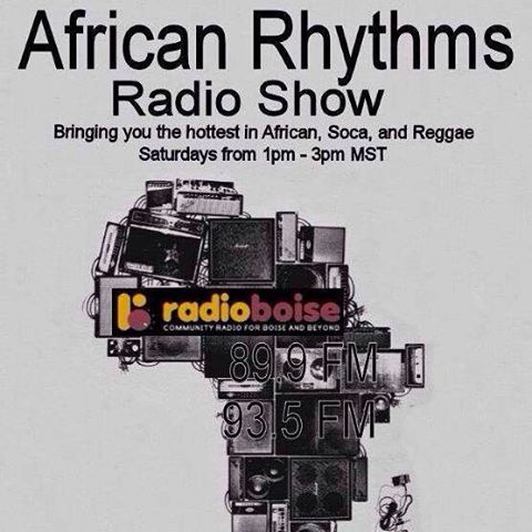African Rhythms Radio Show keeping us warm this afternoon hellip