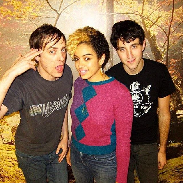 Here we go treefort2016! treefortfest Launch Party with thethermals Clarkehellip