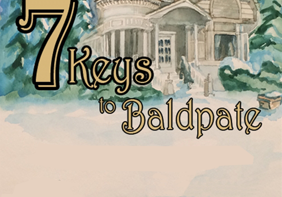 Radio Boise Produces Their First Radio Drama, 7 Keys To Baldpate, In Collaboration with the Playhouse Players.