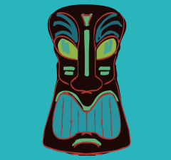 The Magical Muku Mask