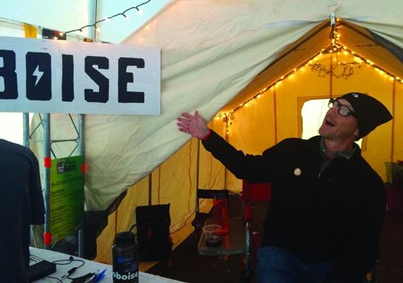 Radio Boise at Treefort 2016