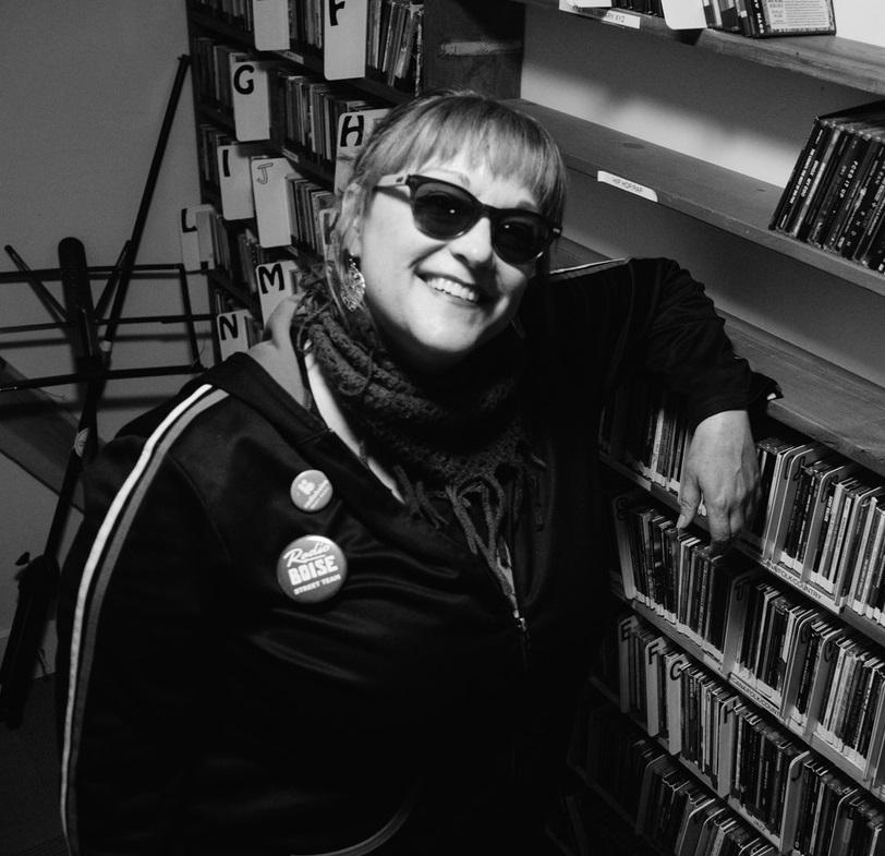 Nichole Marie Albertson-Winkle, KRBX Music Director