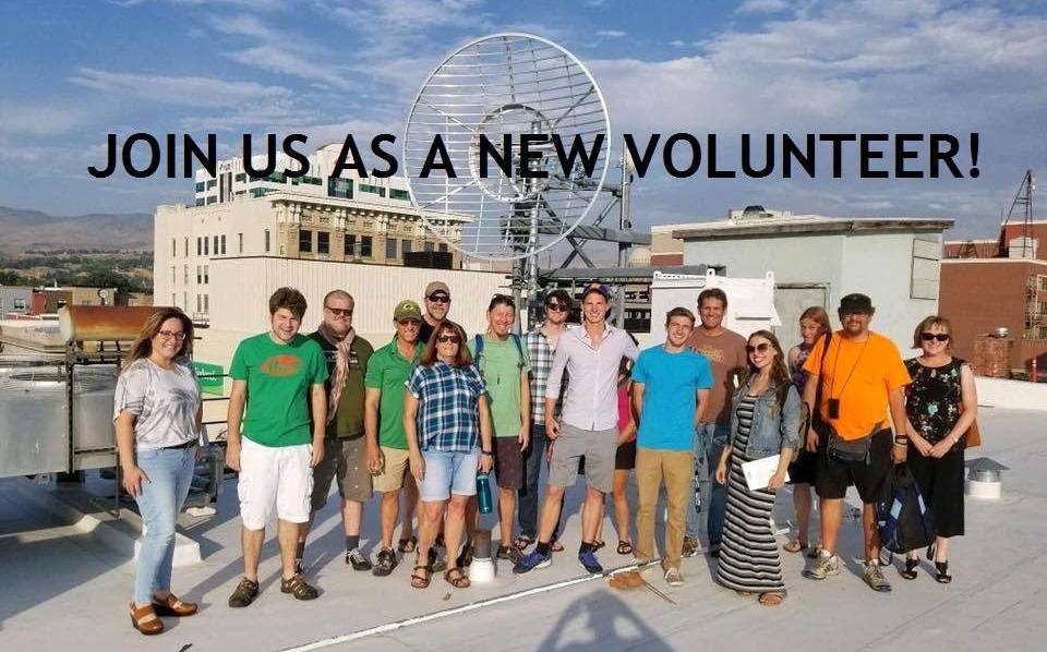 Radio Boise New Volunteer Orientation