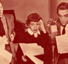 Vintage Radio Play Image